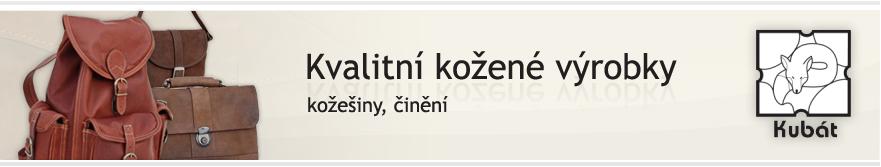 Kožešiny, kůže, činění - RJKubat.cz