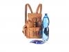 Kožený batoh speciál rezavý