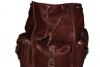 Kožený batoh speciál jelenice