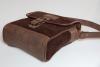 kožená pánská taška přes rameno