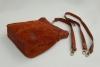 Dámská kožená kabelka z jelenice