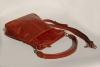 Dámská kožená kabelka z hověziny