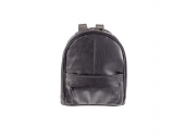 Kožený batoh zipový A4