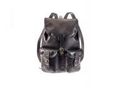 Kožený batoh Lux nastavitelné popruhy