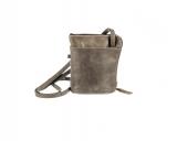 Malá dámská kožená kabelka