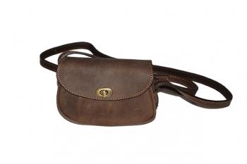 Malá kabelka z hovězí kůže