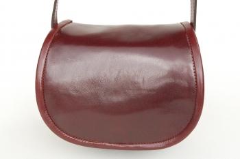 kožená kabelka lovecká