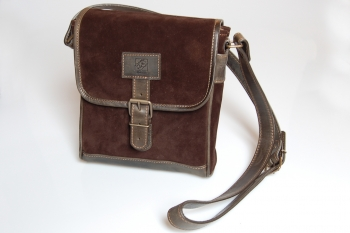 pánská kožená taška Man